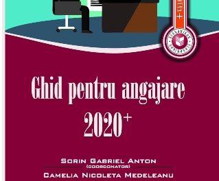 """Apariție editorială de primă utilitate: """"Ghid pentru angajare 2020+"""""""