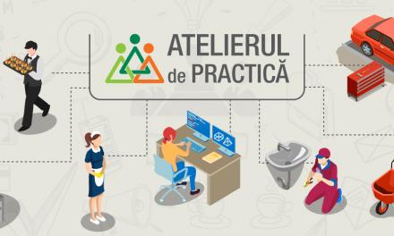 Proiect de colaborare directă a unităților de invățământ cu profil vocațional și tehnologic din regiunea Nord-Est cu mediul de afaceri local
