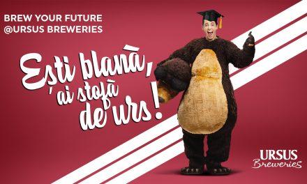 """Ursus Breweries a lansat cea de-a patra ediție a programului internațional de Graduate Trainee """"Brew Your Future"""" 2021"""