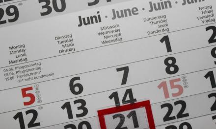 Luna iunie aduce trei libere legale pentru salariați, două dintre ele în timpul săptămânii