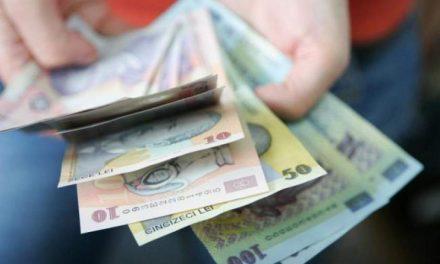 Numărul angajaţilor cu salariul minim pe economie a crescut de cinci ori în ultimii cinci ani