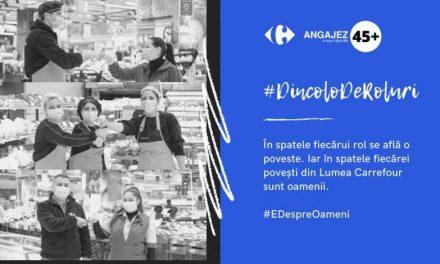 Carrefour România şi Angajez 45+ demarează un parteneriat strategic pentru incluziune și diversitate