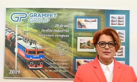 Mihaela Crăciun este noul director de resurse umane al Grupului Feroviar Român