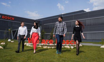 Bosch continuă programul Junior Managers
