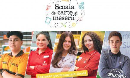 Lidl Romania da start inscrierilor la programul de invatamant dual din cadrul Scolii de Carte si Meserii