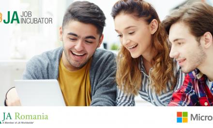 Job Incubator, un nou program ce susține tinerii în integrarea pe piața muncii