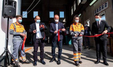 Grupul Holcim inaugurează Scoala Tehnică de la Fabrica de Ciment din Aleșd